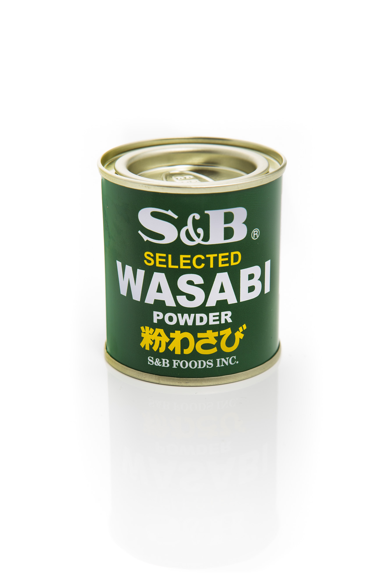 Wasabipulver