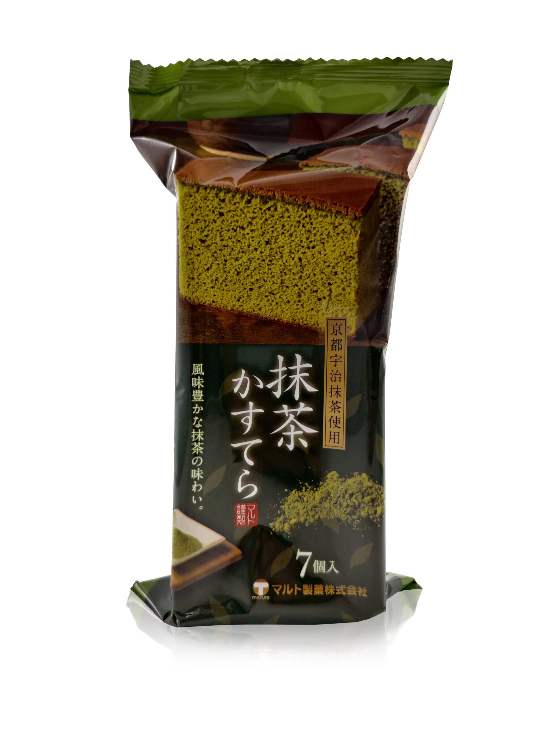Japansk Sockerkaka